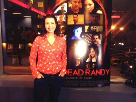 "Red Carpet ""Red Head Randy"""