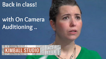 On Camera Auditioning