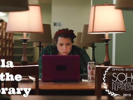 Official Selection at SOHO Film Fest!