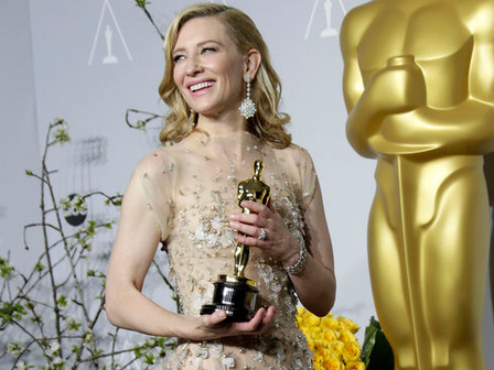 """Cate Blanchett: """"The world is round, people!"""""""