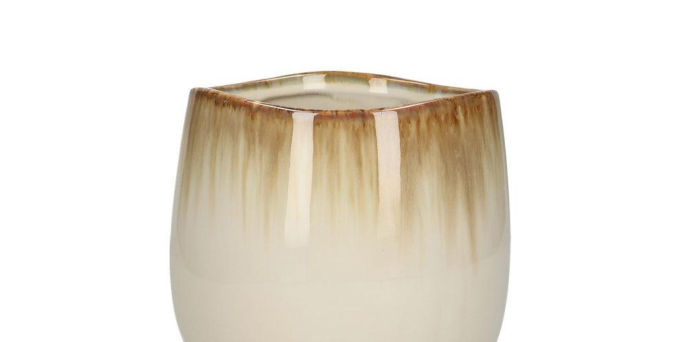 Ceramics Flame Pot