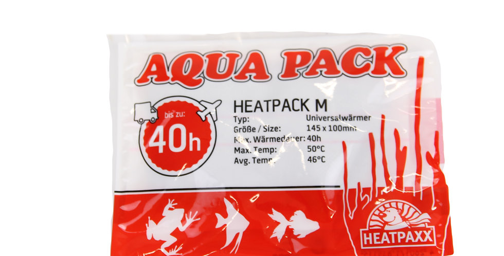 Heat pack for plants - 40 hour