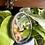 Thumbnail: Monstera Large Pocket Mirror