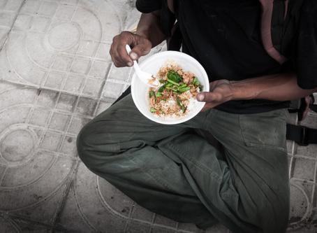 Campanha arrecada alimentos em Nova Santa Rita/RS
