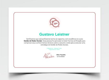 Certificação em Gestão de Redes Sociais