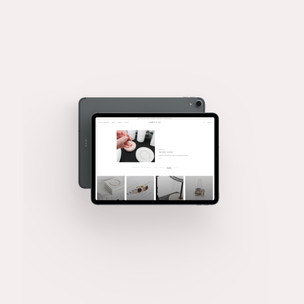 Website Design / Harry & Co.