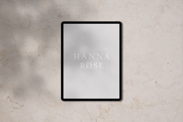 Logo Design / Hanna Rose