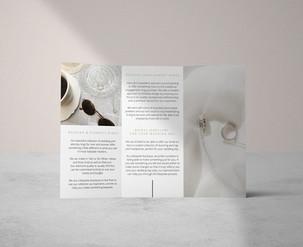 Brochure Design / Harry & Co.