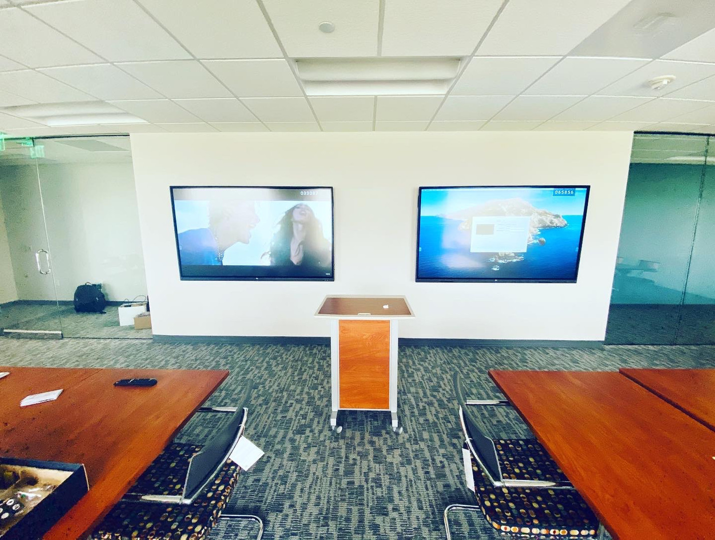 Client Wise - Training Room