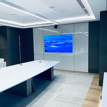 Speciality Conference Room Deisgn & Installation