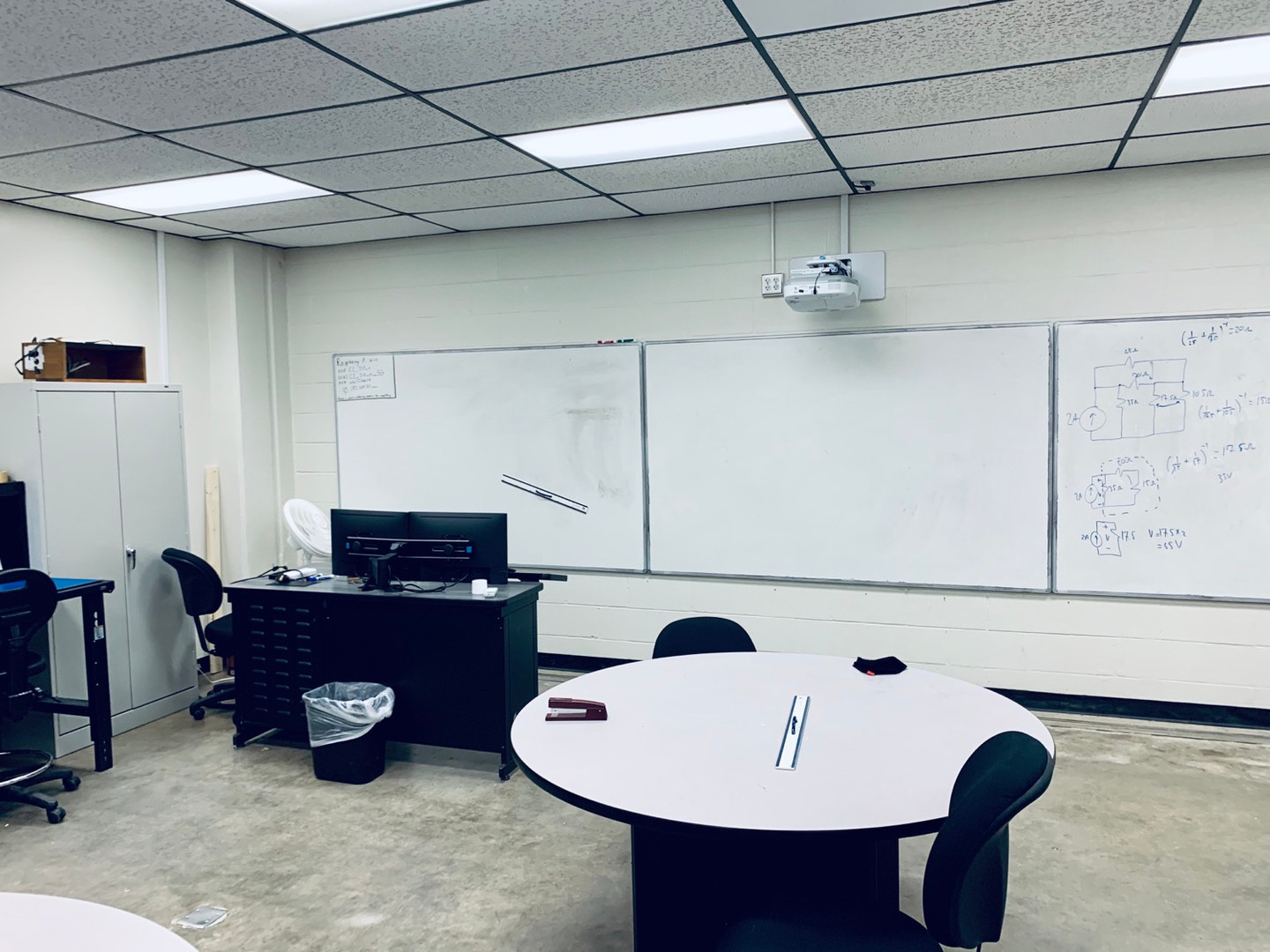 Technology in a Classroom