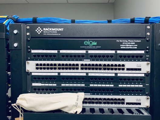 EIG PRO | STRUCUTRED CABLING