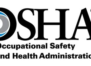 COVID 19 - OSHA