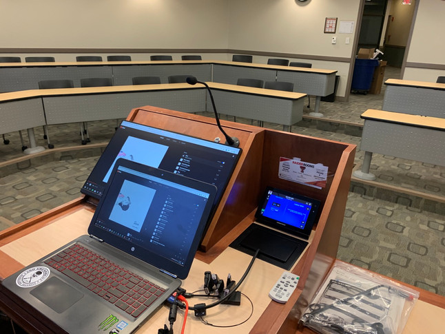 Control Systems for Classrooms