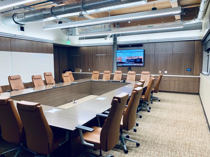 Executive Boardroom w/ Crestron