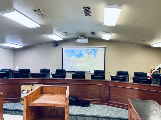 Council Chambers | Elusive Integrators Group