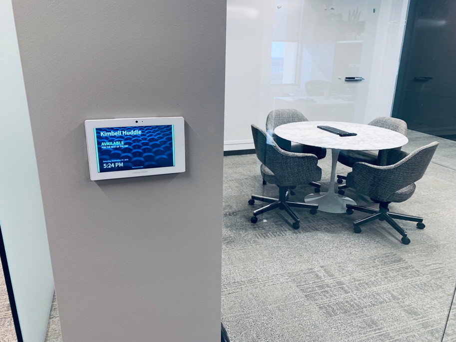 Small Conferencing Space Scheduling
