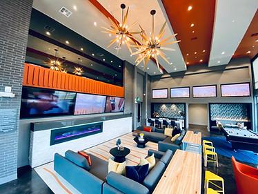 EIG PRO | AV Solutions | Lounge