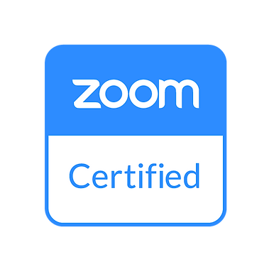 Zoom Certified EIG PRO | Video Conferencing Company