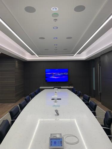 Custom Boardroom - VTC, Presentation, Lo