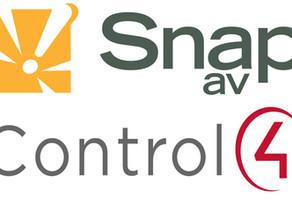 SnapAV + Control4