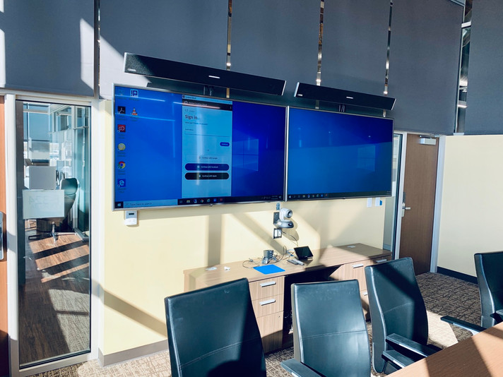 Interactive Huddle/Conferencing Space