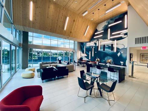 Indoor Clubhouse | SOCO | Austin