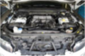 Мойка двигателя Киев | Детейлинг двигателя Range Rover | DS-Ukraine