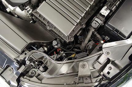 Мойка двигателя Ауди | Детейлинг двигателя | Мойка подкапотного пространства | Мойка двигателя Audi | DS-Ukraine