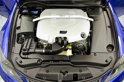 Мойка двигателя в Киеве | Детейлинг двигателя | Мойка подкапотного пространства | Мойка двигателя | DS-Ukraine