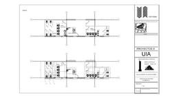Floorplan bathrooms