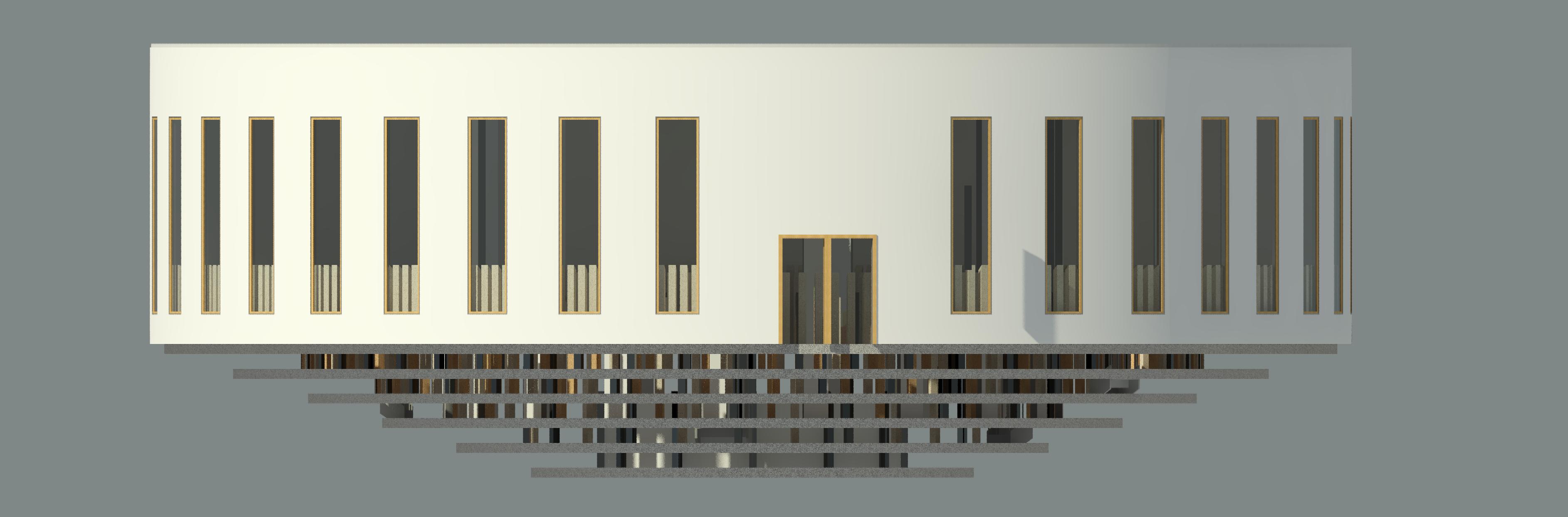 fachada front