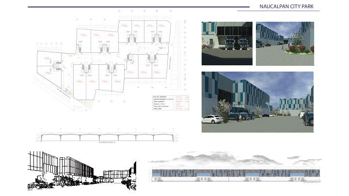 Industrial Warehouse board