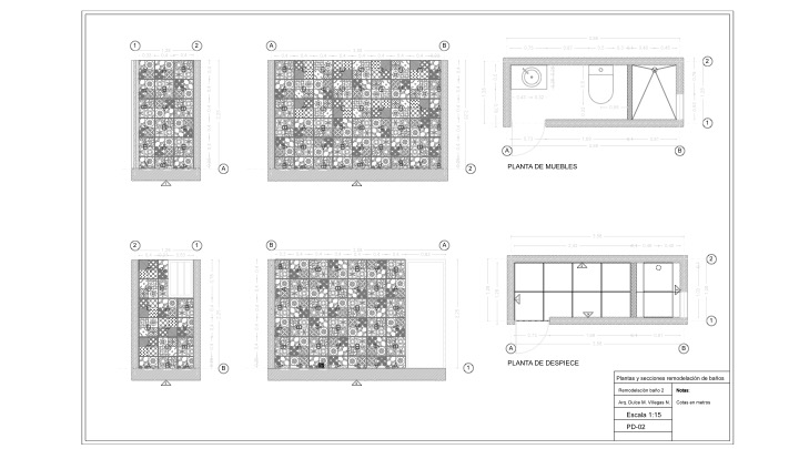 Design Floorplan