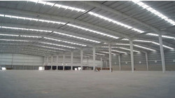 Industrial Warehouse structure