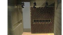Wine cellar render 1