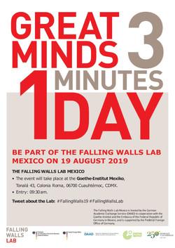 Falling walls lab Mexico 2019 participan