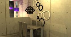 Kitchen | Dinning area