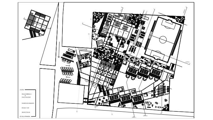 General floorplan