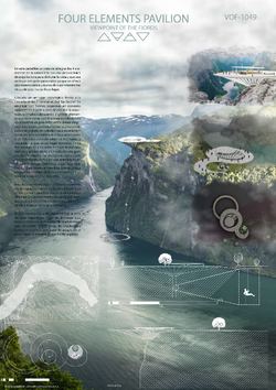 Concurso Viewpoint of the Fjords