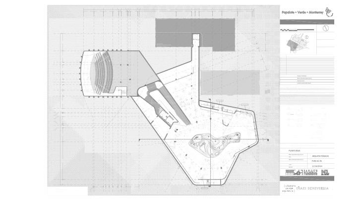 Lighting floorplan