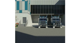 Industrial Warehouse render