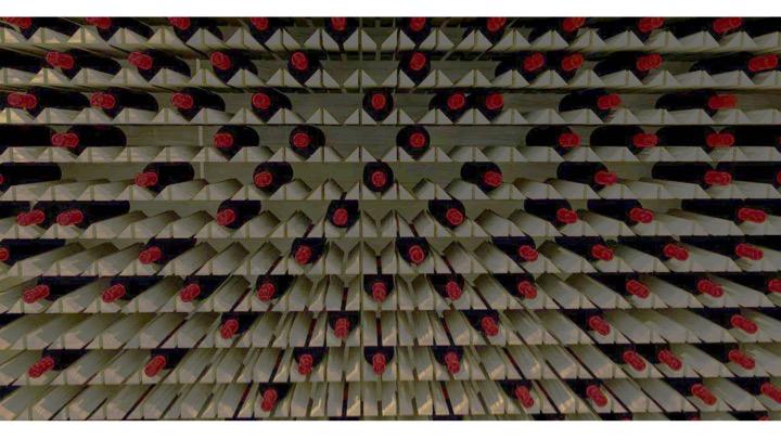 Wine cellar render 2