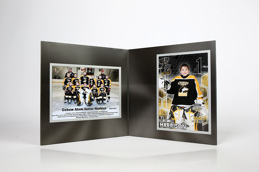 Standard Hockey Package (No Trading Cards)