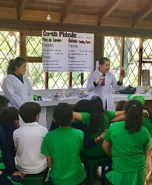 II Feria de Ciencias. Cocina Molecular .
