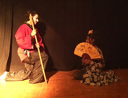 TEATROleyenda del Samurai(programa fiest