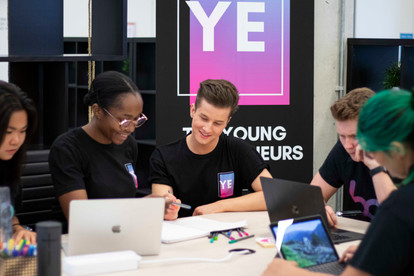 BOP Industries Team Of Young Entrepreneurs