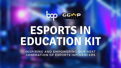 Esports In Education Starter Kit - Free Resource