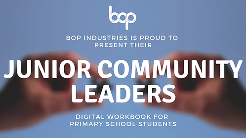 Community Leaders Workbook - Primary