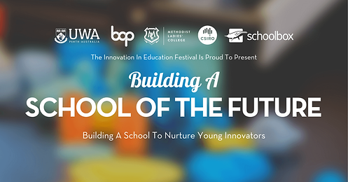 Building A School Of The Future Graphic.